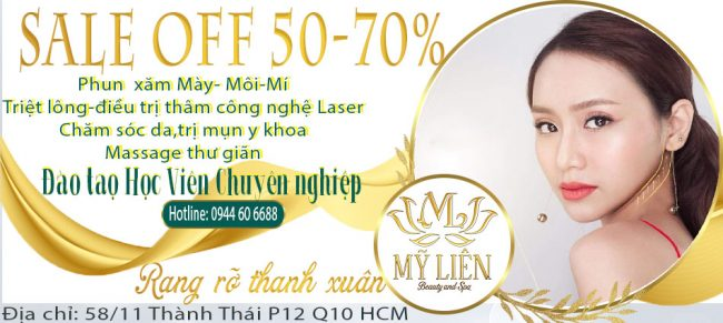 Mỹ Lieen Beauty Spa